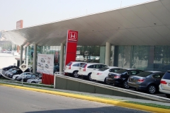 2. Honda Interlomas