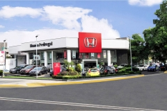 Honda Pedregal